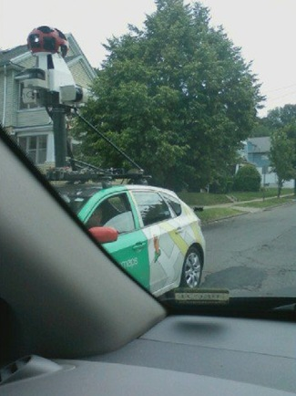 Google Maps Hartford